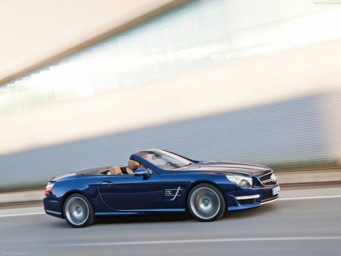Mercedes-Benz SL-65 amg convertible cars 2013 wallpaper
