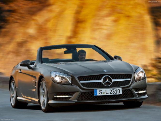 Mercedes-Benz SL-500 cars convertible 2013 wallpaper