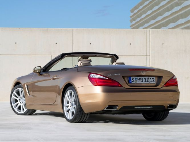 Mercedes-Benz SL-500 cars convertible 2013 wallpaper
