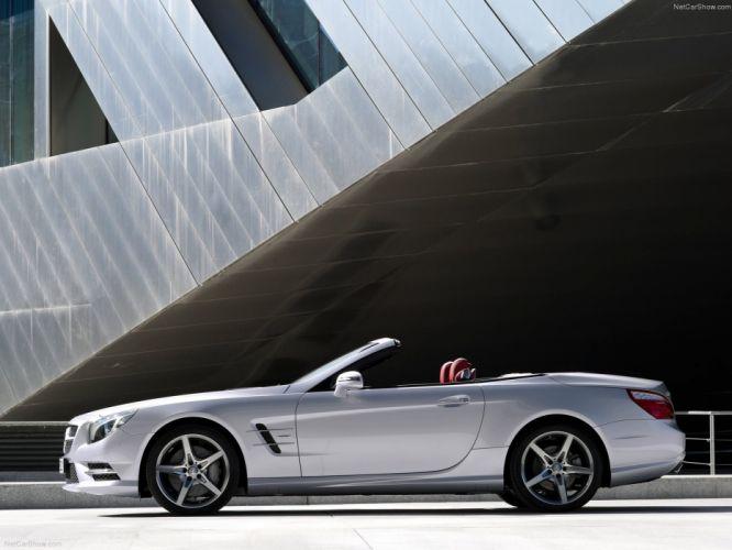Mercedes-Benz SL-350 cars convertible 2013 wallpaper