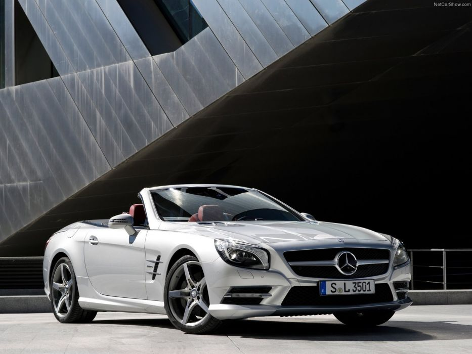 Mercedes-Benz SL-350 cars convertible 2013 wallpaper