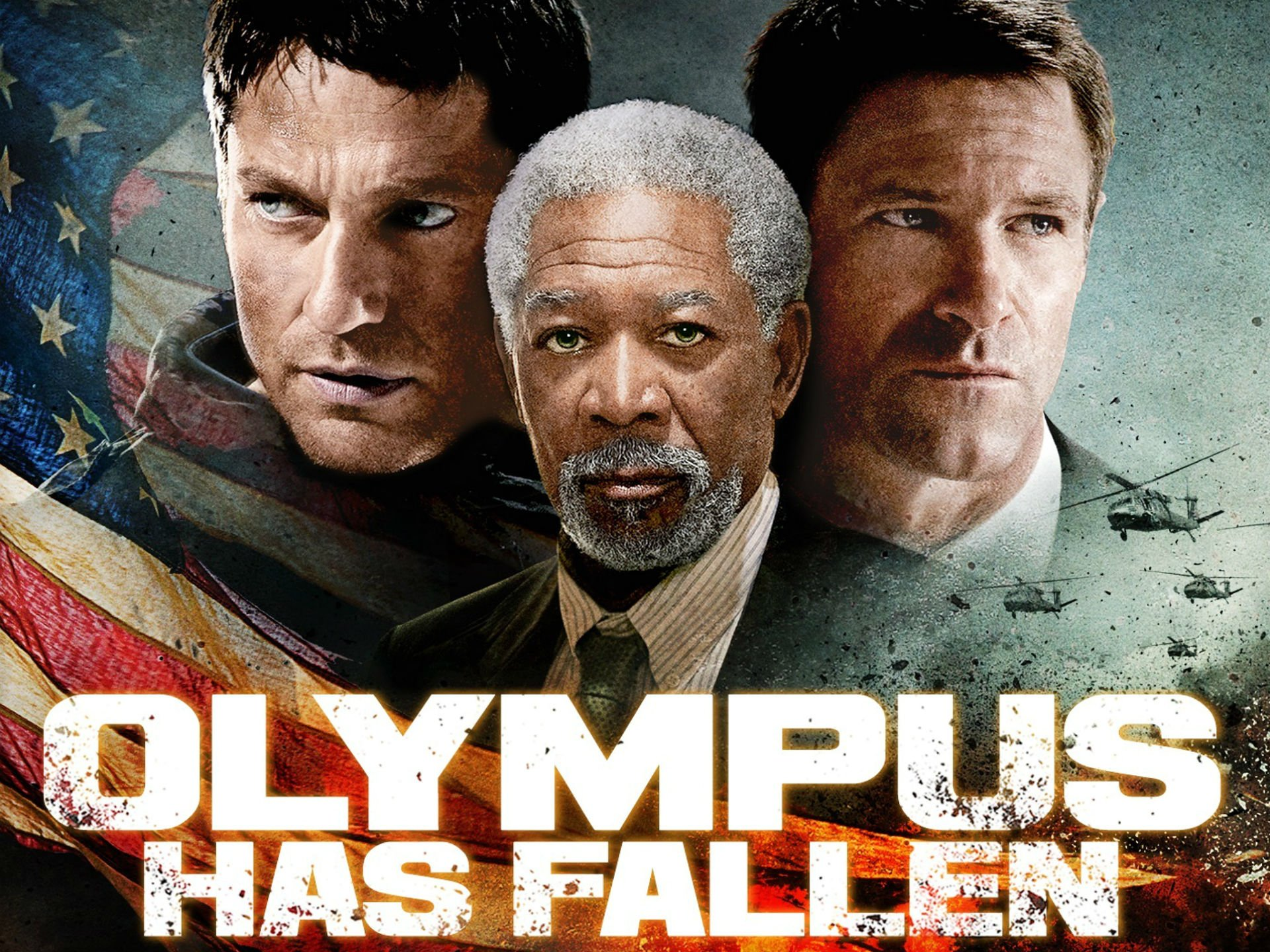 Olympus Has Fallen Crime Action Thriller Police 1ohf Poster Fire Flames Wallpaper 1920x1440 728275 Wallpaperup