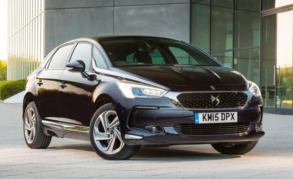 DS5 cars 2016 french wallpaper