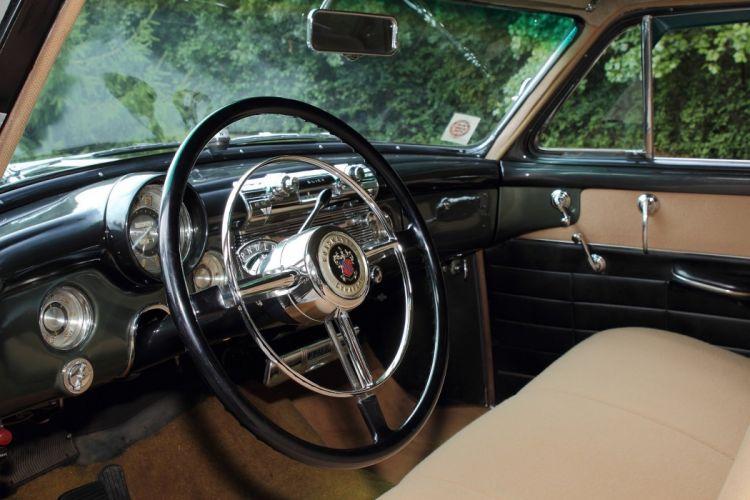 1950 Buick Roadmaster DeLuxe Riviera Sedan cars classic wallpaper