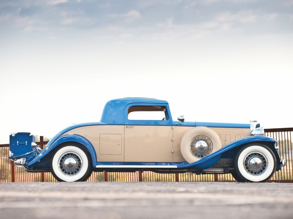 1931 Marmon Sixteen 2-passenger Coupe cars classic wallpaper