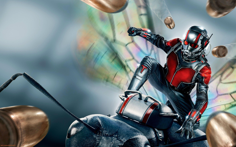 Ant Man Retina Movie Wallpaper: ANT-MAN Superhero Action Marvel Comics Disney Hero 1antman