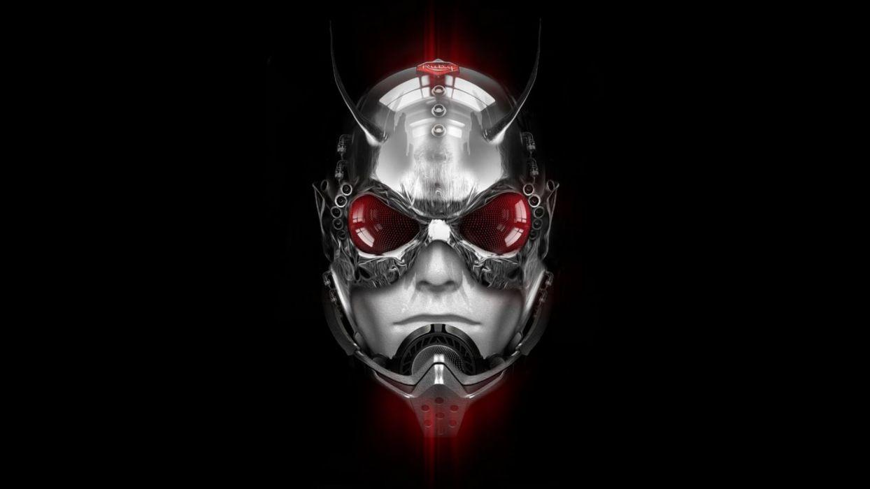 ANT MAN Superhero Action Marvel Comics Disney Hero 1antman Warrior Ant Man Wallpaper