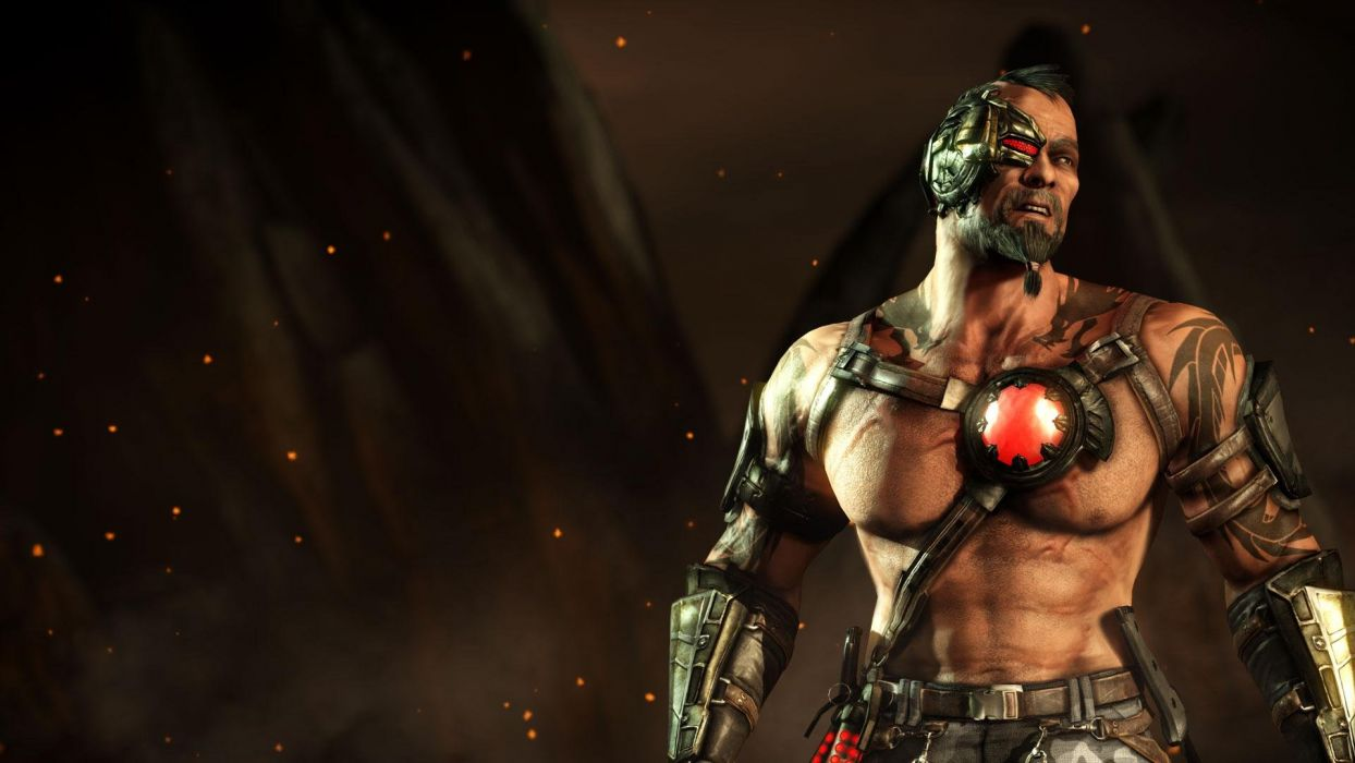 MORTAL KOMBAT X fighting action battle arena warrior 1mkx fantasy artwork wallpaper