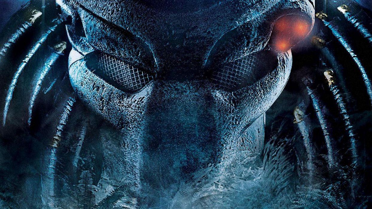 MORTAL KOMBAT X fighting action battle arena warrior 1mkx fantasy artwork alien xci-fi predator wallpaper