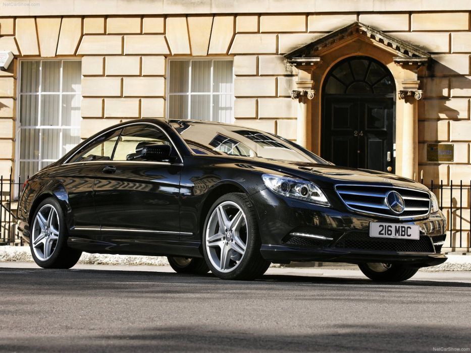 Mercedes-Benz CL500 cars coupe 2011 wallpaper