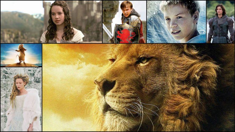 NARNIA adventure fantasy family series book 1narnia chronicles disney lion wallpaper