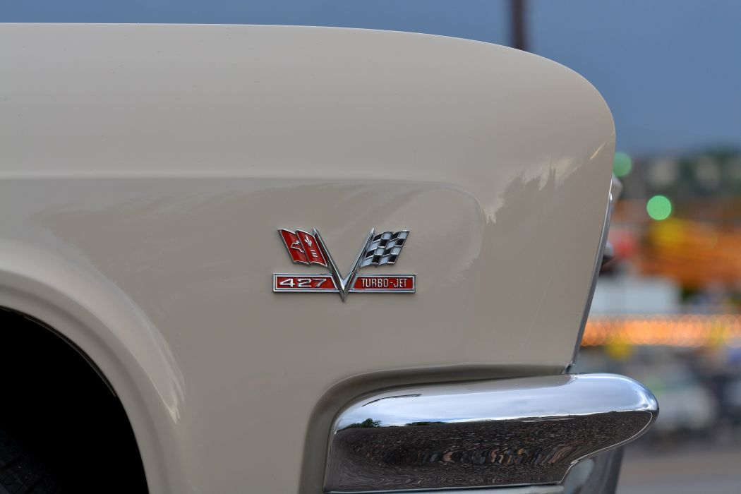 1966 Chevrolet Biscayne Sedan Two Door Muscle Classic Old Original USA -03 wallpaper