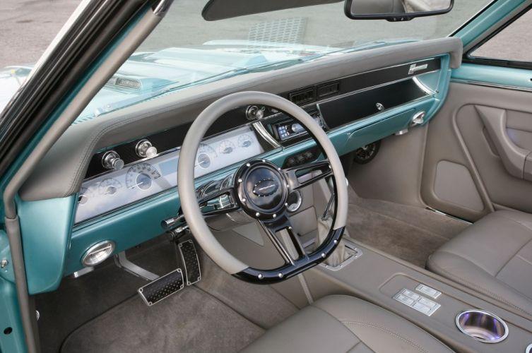 1966 Chevrolet Chevy Chevelle Convertible Pro Touring Super Street USA -06 wallpaper