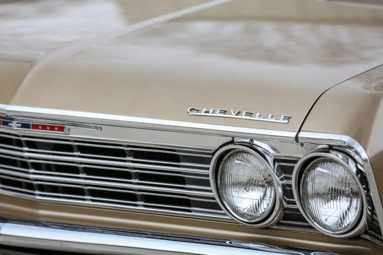 1967 Chevrolet Chevelle 300 Sedan Two Door Muscle Classic Old Original USA -07 wallpaper
