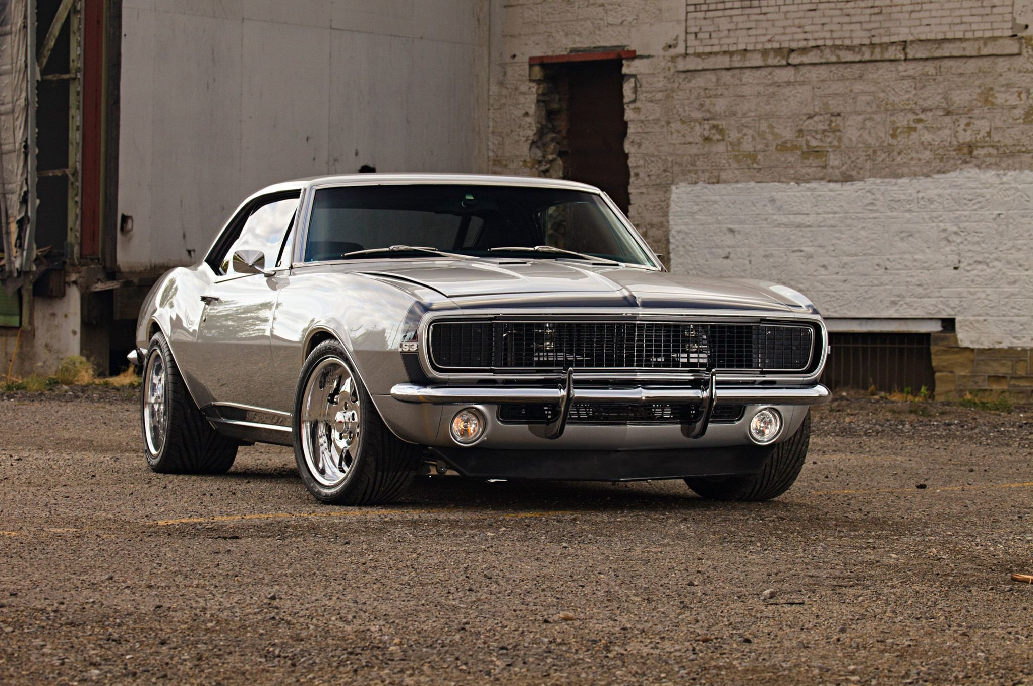1967 chevrolet chevy camaro ss ls pro touring supercharged