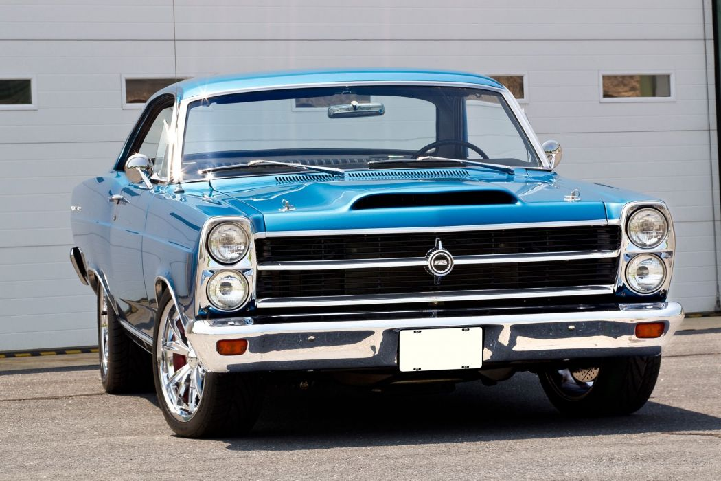 1967 Ford Fairlane 500 Coupe Hardtop Streetrod Street Rod Hot Cruiser USA -04 wallpaper