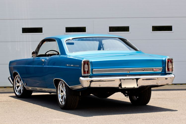 1967 Ford Fairlane 500 Coupe Hardtop Streetrod Street Rod Hot Cruiser USA -09 wallpaper