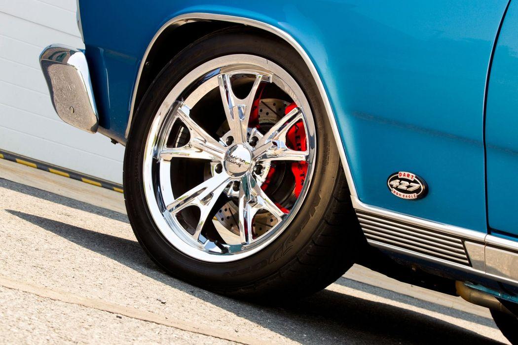 1967 Ford Fairlane 500 Coupe Hardtop Streetrod Street Rod Hot Cruiser USA -11 wallpaper