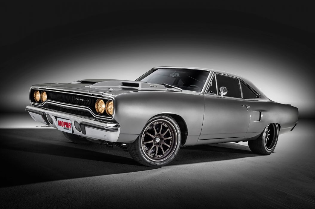 1970 Plymouth Road Runner Pro Touring Super Street USA -01 wallpaper