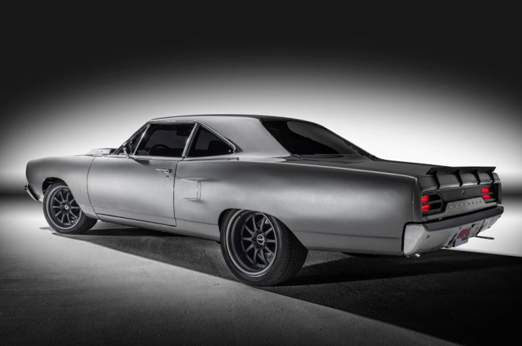 1970 Plymouth Road Runner Pro Touring Super Street USA -06 wallpaper