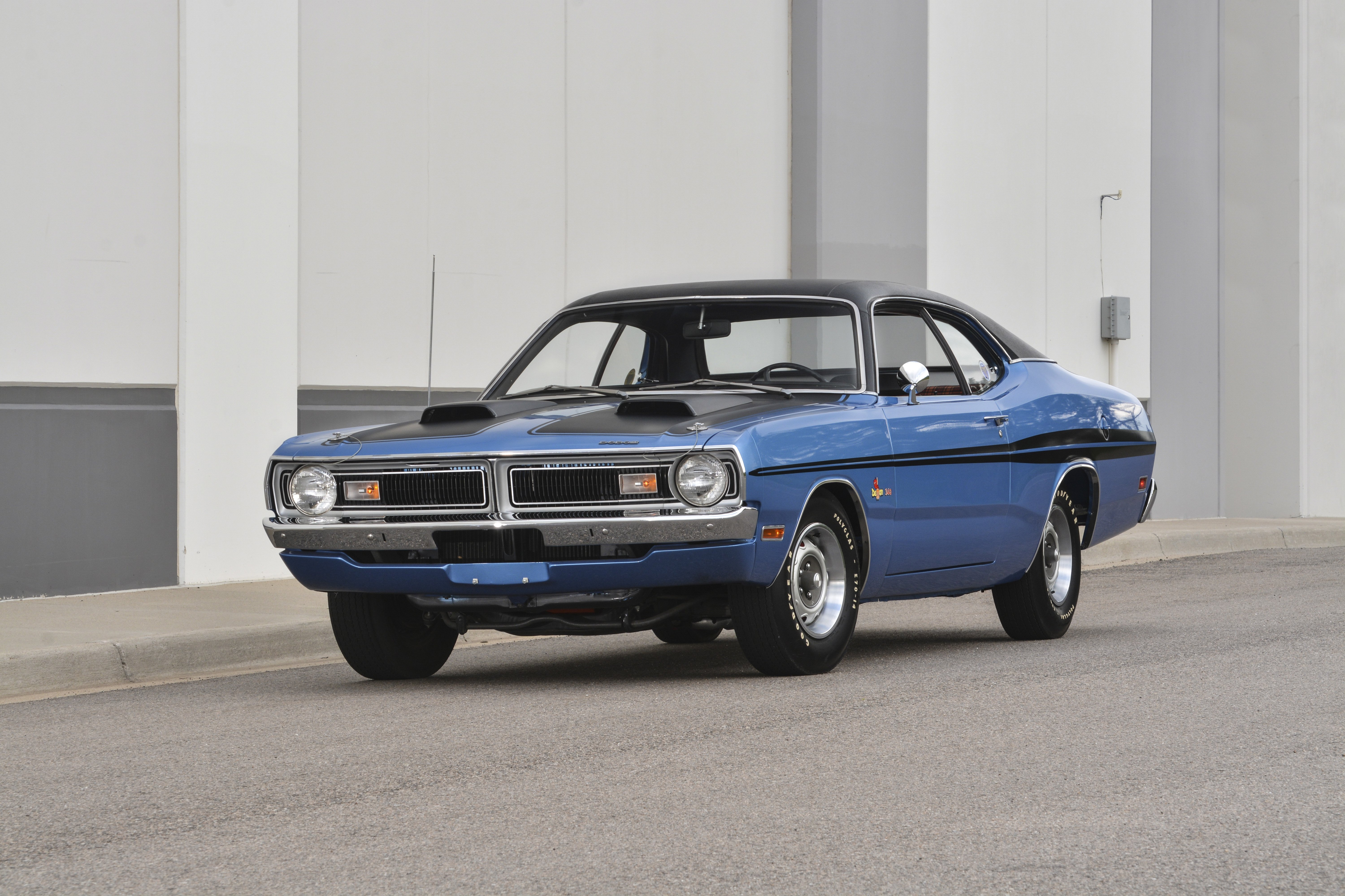 1971 dodge demon gss muscle classic old original usa 01. Black Bedroom Furniture Sets. Home Design Ideas