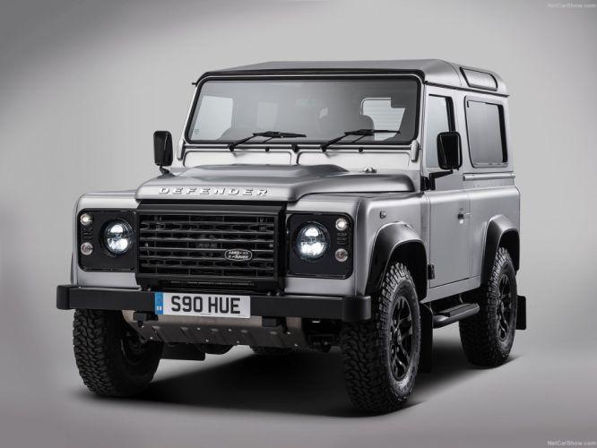 Land Rover Defender 2 000 000 cars suv 2015 wallpaper