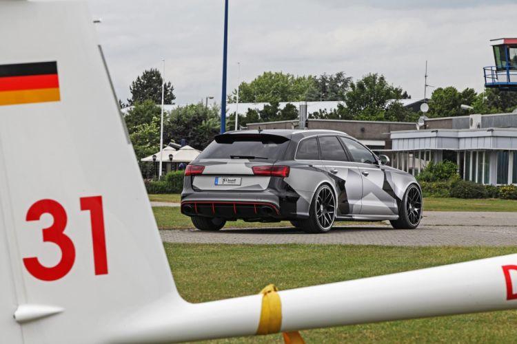 2015 Schmidt Revolution Audi RS6 Avant cars modified wallpaper