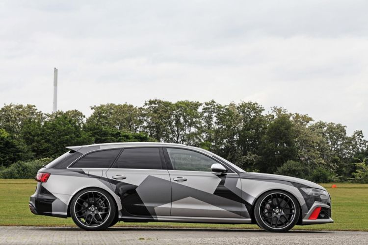 2015 Schmidt Revolution Audi RS6 Avant cars modified wallpaper