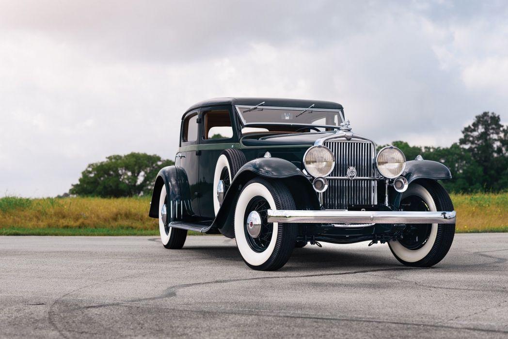 1933 Stutz DV32 Monte Carlo Weymann classic cars wallpaper