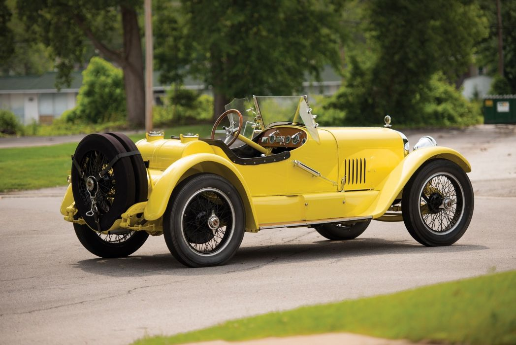 1922 Mercer Series-5 Raceabout classic cars wallpaper
