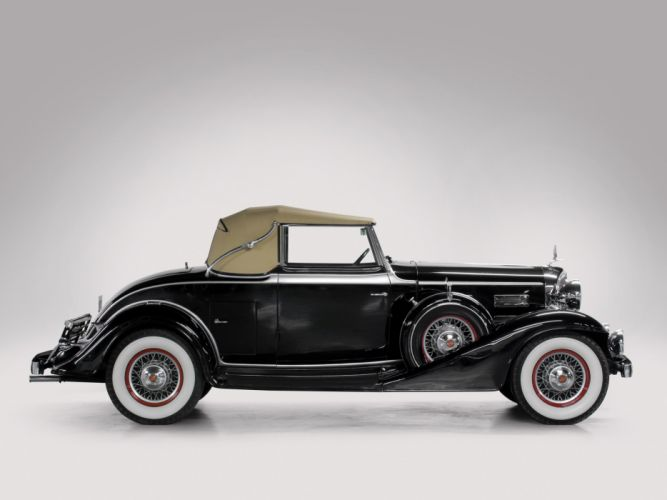 1933 LaSalle Convertible Coupe classic cars wallpaper