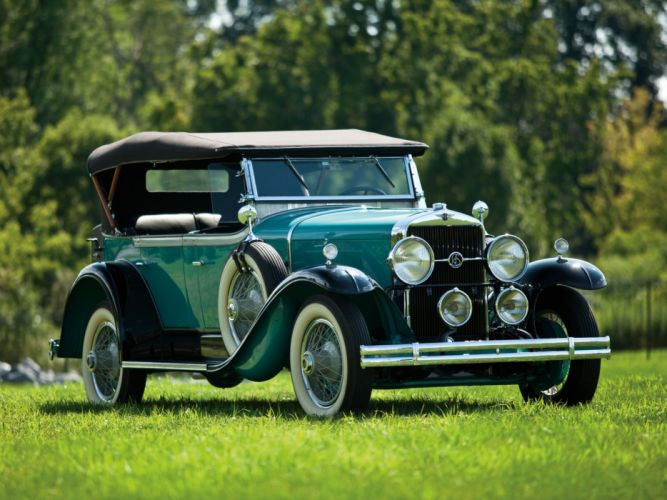 1929 LaSalle Phaeton classic cars wallpaper