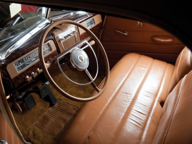 1941 Packard 110 Special Convertible classic cars wallpaper