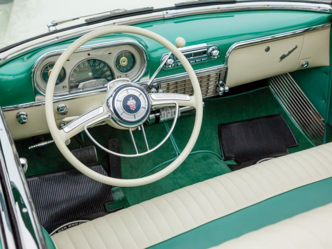 Packard Caribbean Convertible Custom Coupe 1954 classic cars wallpaper
