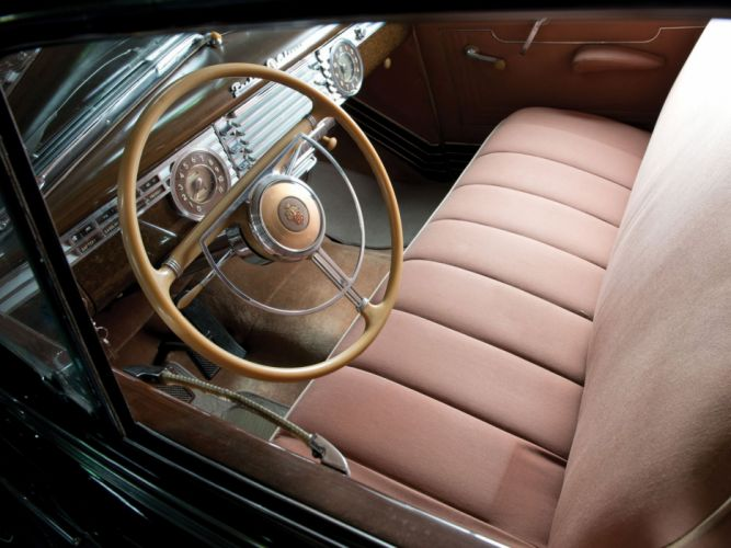 1947 Packard Custom Super Clipper Eight Limousine classic cars wallpaper
