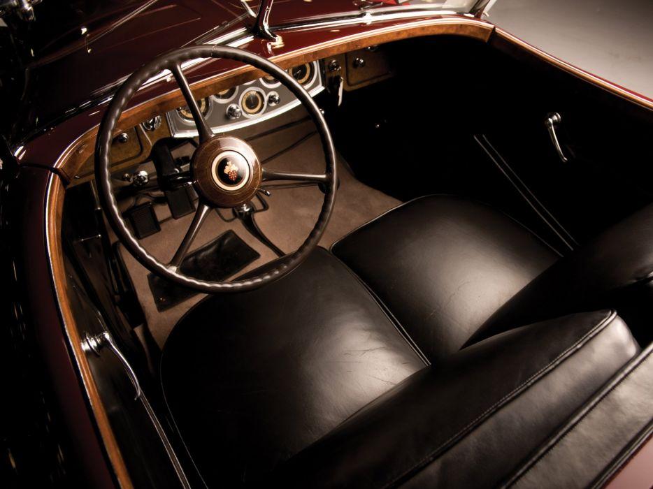1933 Packard Custom Twelve Sport Phaeton Dietrich classic cars wallpaper