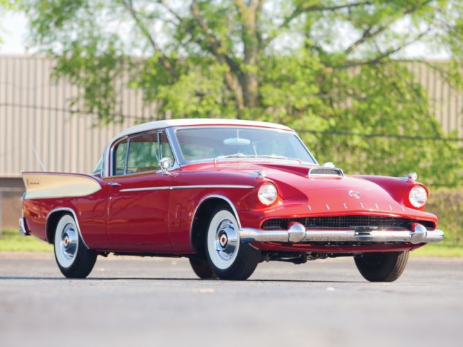 1958 Packard Hawk classic cars wallpaper