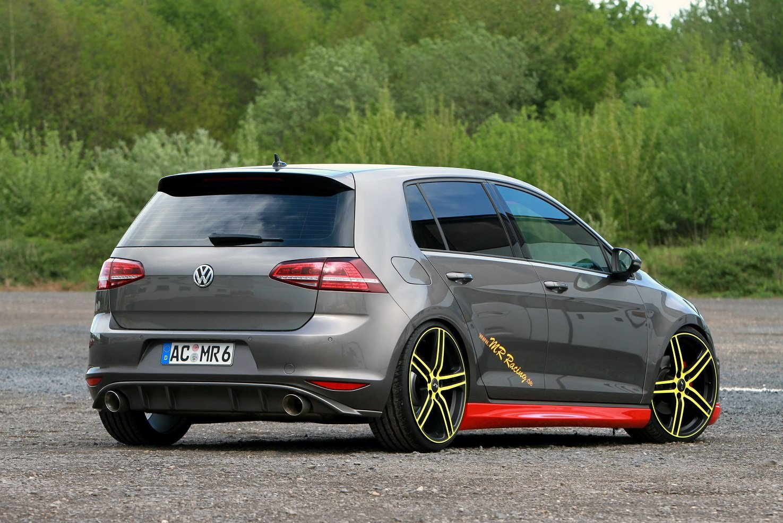 Mr Car Design Volkswagen Golf Gtd Cars Modified Wallpaper 1475x984