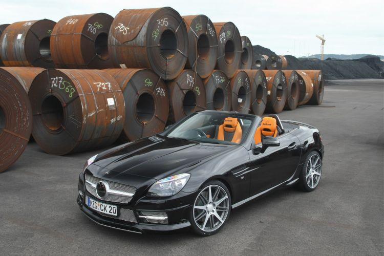 Carlsson CB-25-S UK-spec (R172) cars mercedes convertible 2012 wallpaper