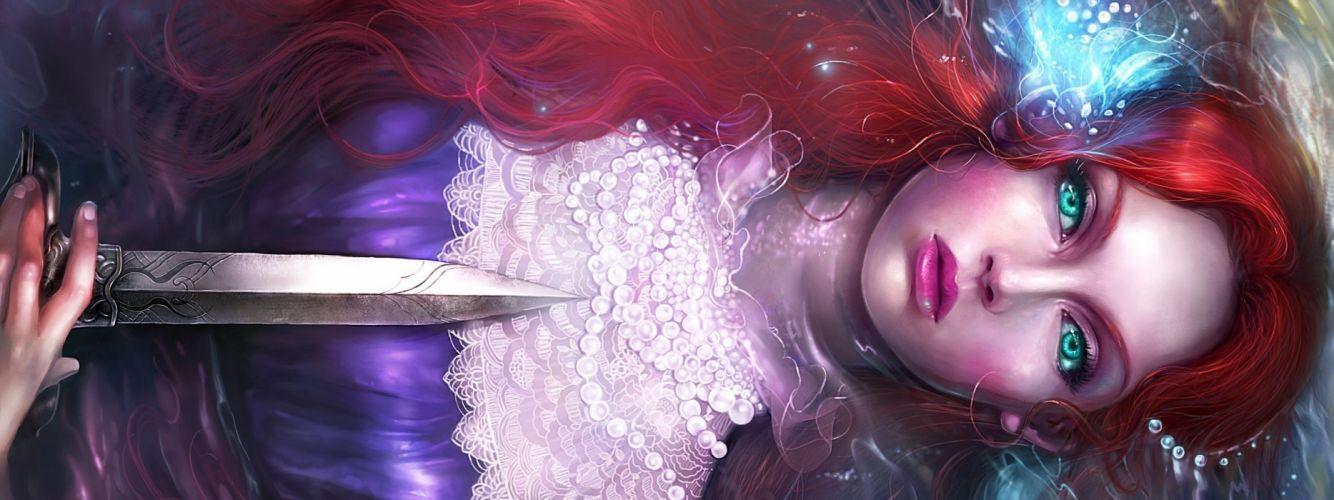 fantasy artwork art women girl girls f wallpaper
