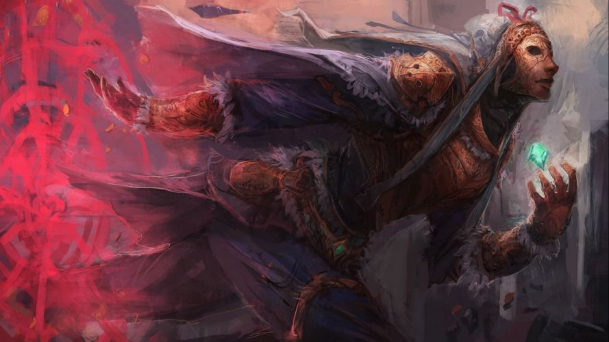 fantasy artwork art sorcerer wizard magic d wallpaper