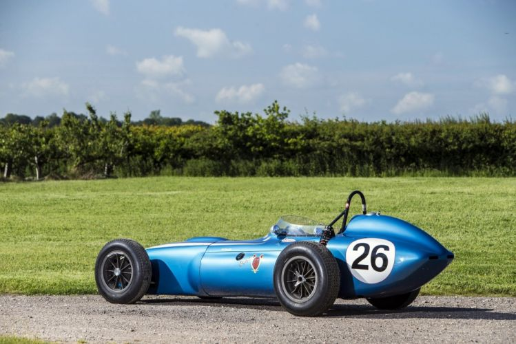 Scarab-F1 1960 classic cars racecars wallpaper