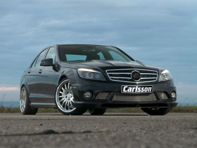 Carlsson CK-63-s mercedes modified cars wallpaper