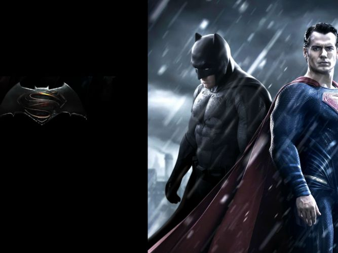 BATMAN-v-SUPERMAN dc-comics batman superman superhero adventure action fighting dawn justice poster wallpaper