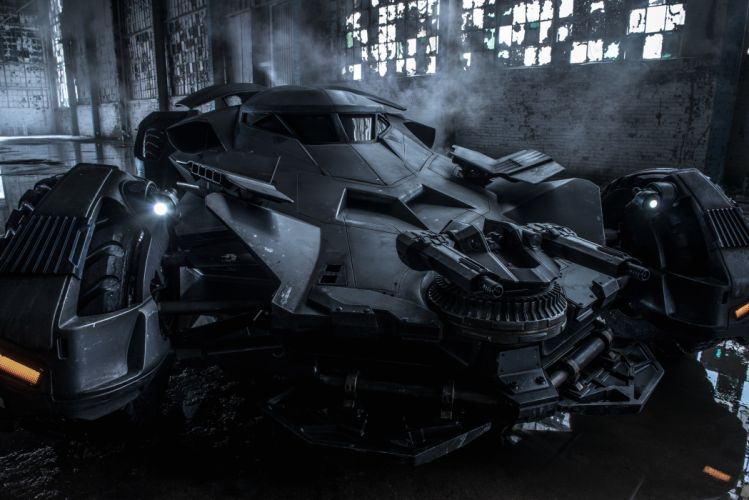 BATMAN-v-SUPERMAN dc-comics batman superman superhero adventure action fighting dawn justice batmobile wallpaper