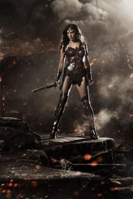 BATMAN-v-SUPERMAN dc-comics batman superman superhero adventure action fighting dawn justice wonder woman wallpaper