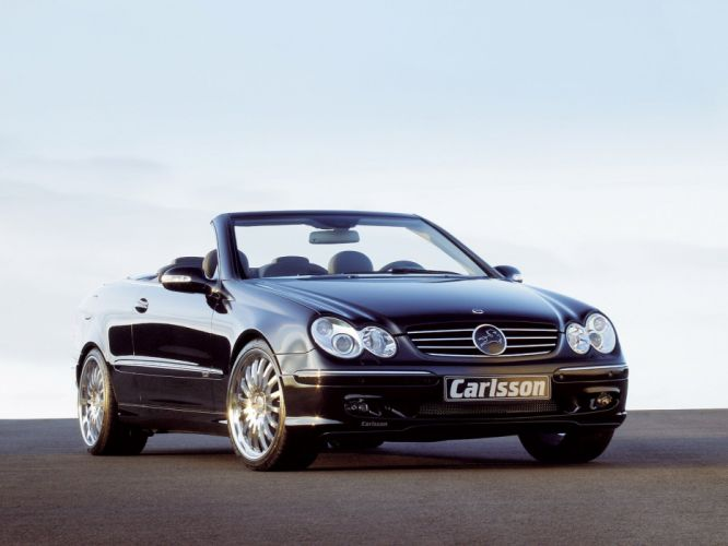 Carlsson CM-50 cars mercedes modified wallpaper