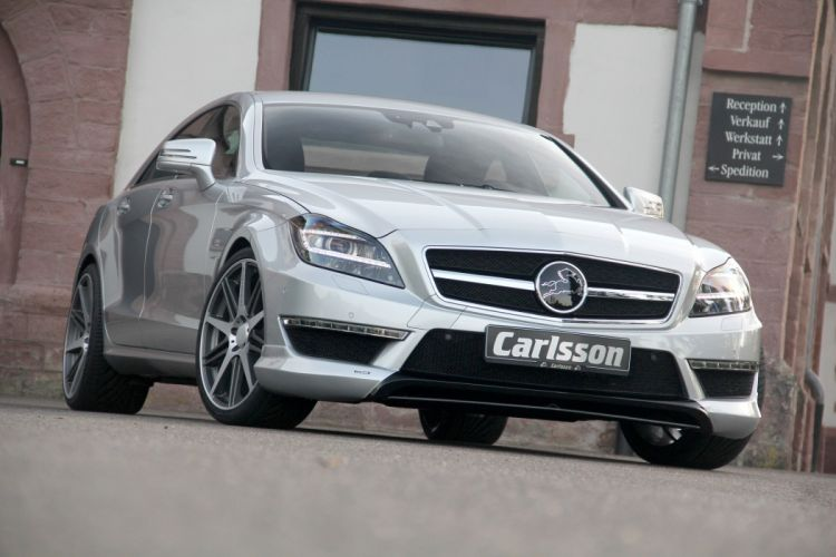 Carlsson CK-63-RS cars mercedes modified wallpaper