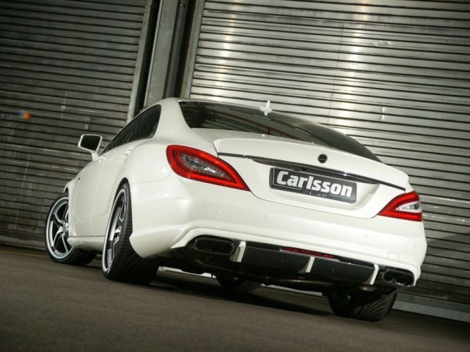 Carlsson CLS CD-35 cars mercedes modified wallpaper
