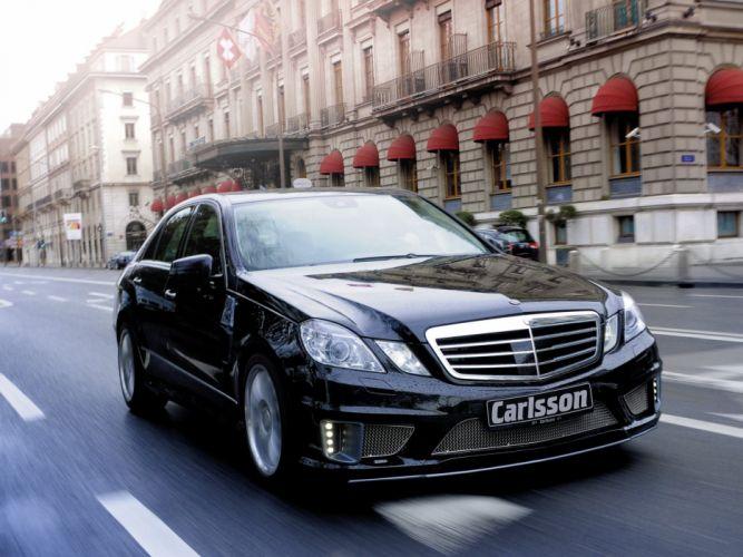 Carlsson CM-50-K cars mercedes modified wallpaper